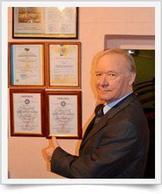 Володимир Петрович Пекур